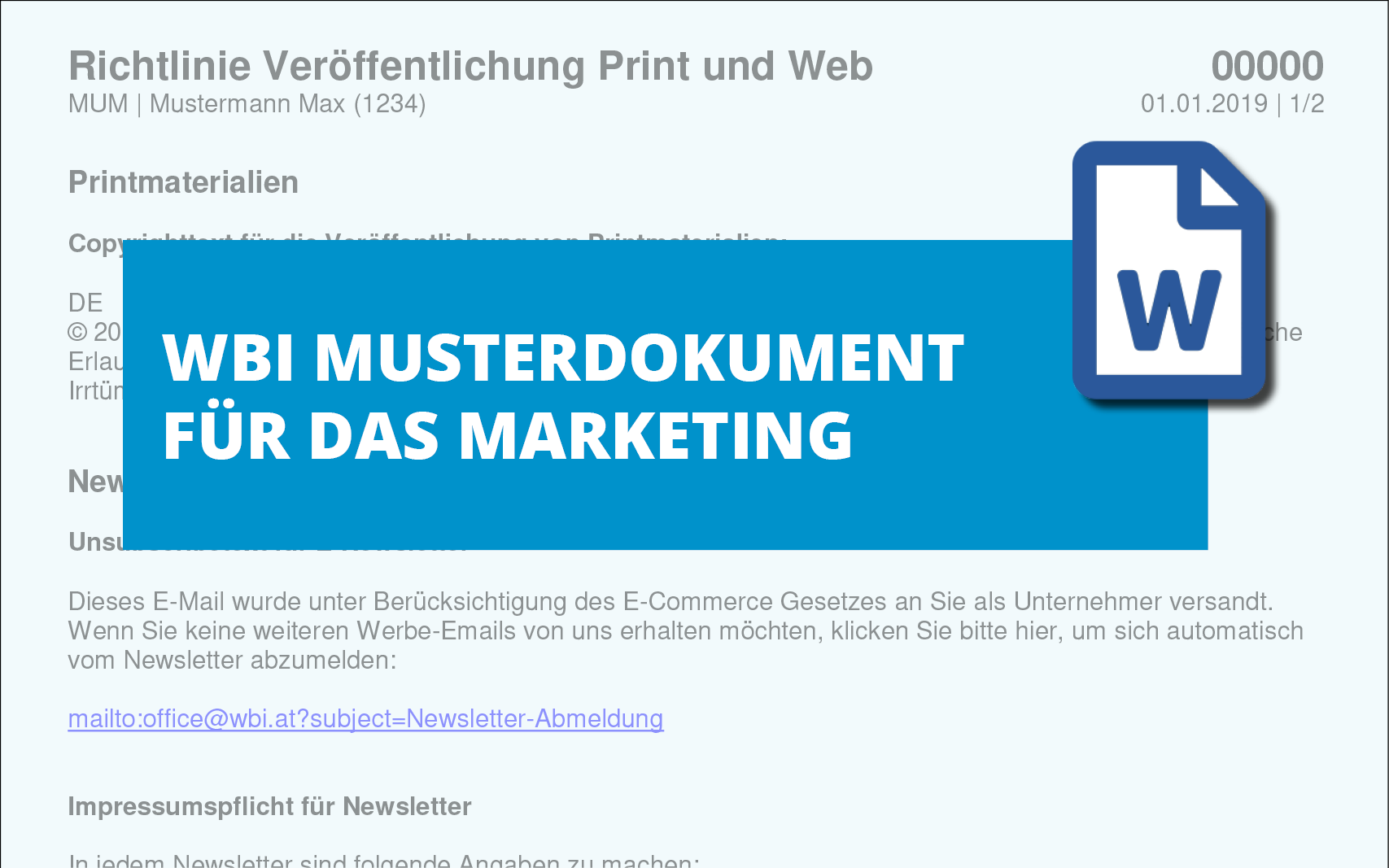 richtlinie-veroeffentlichung-print-und-web