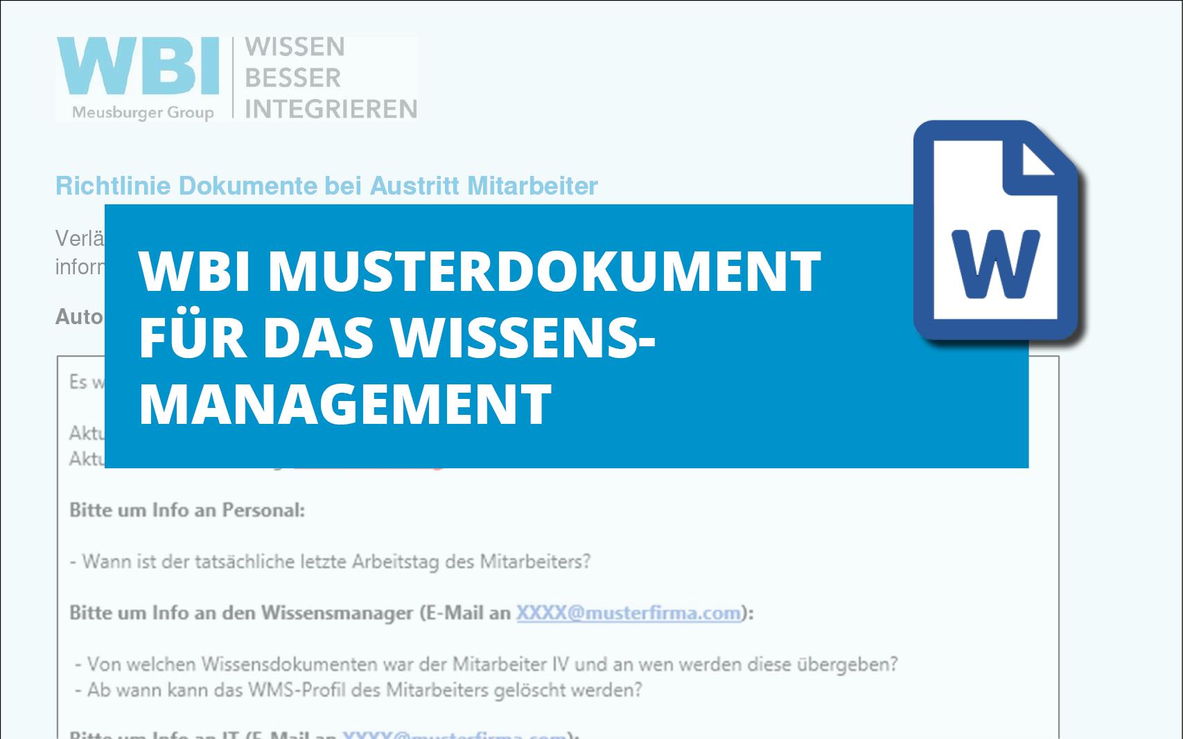 wbi-handout-richtlinien-dokumente-bei-austritt-mitarbeiter