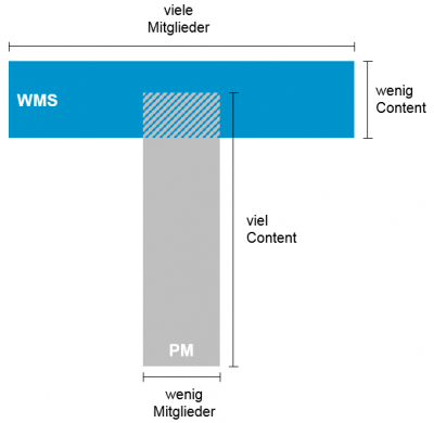 WMS-Projektmanagement
