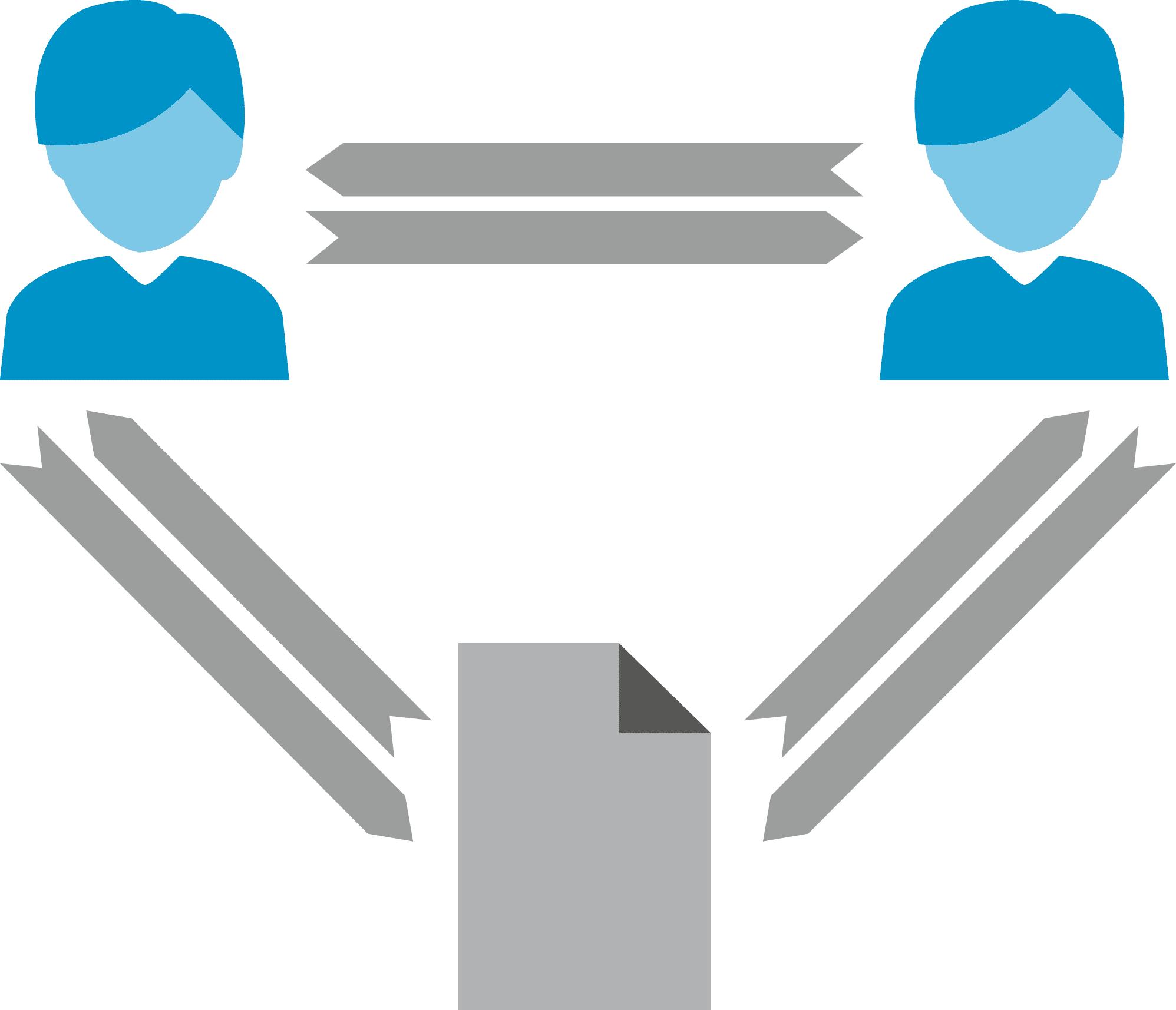 Das Wissensdokument als Gesprächsgrundlage