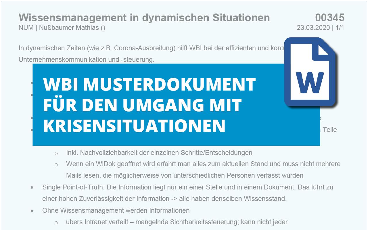 WBI-wissensmanagement-in-dynamischen-situationen