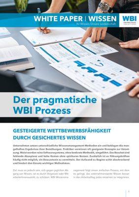 White-Paper-Der-pragmatische-WBI-Wissensmanagement-Prozess