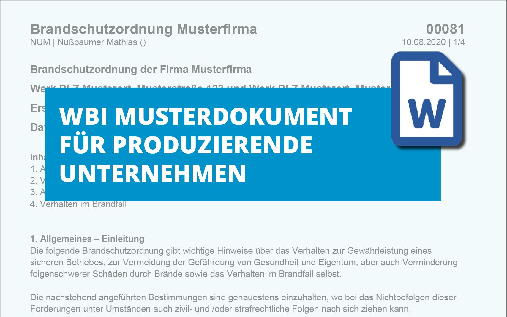 brandschutzordnung-musterfirma