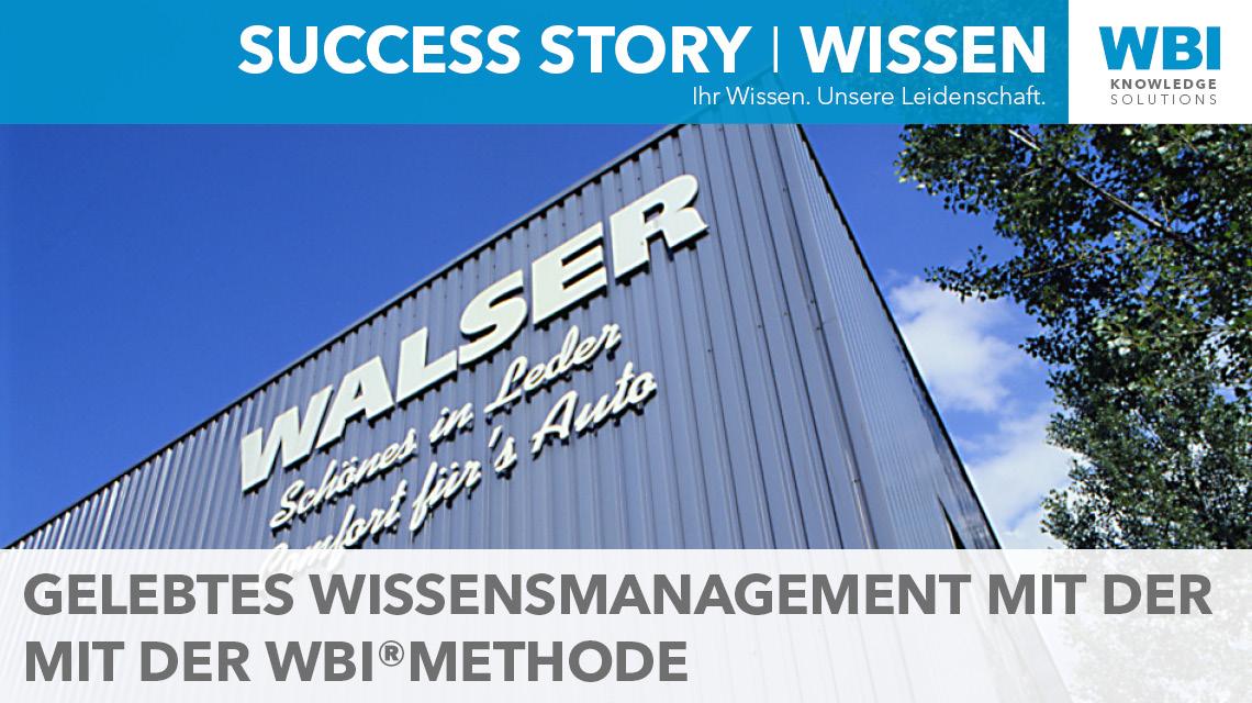 WALSER-Overlay-Video-Success-Story
