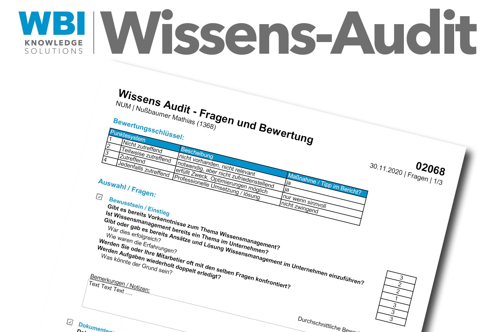 wbi-wissens-audit-fragen-bewertung