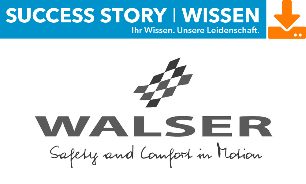 WBI Success Story WALSER